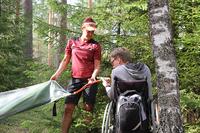 Esteettömät tapahtumat Suomen luonnon päivänä 28.8. .